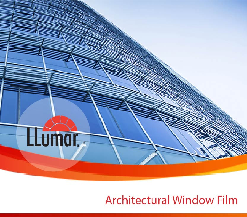 llumar architectural window film