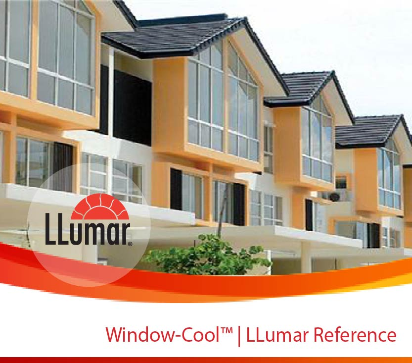 windowcool llumar reference window film