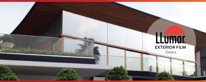 LLumar Exterior Solar Film Singapore | Window-Cool™