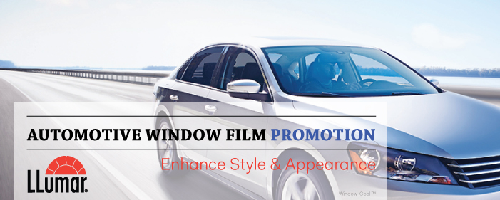 Window-Cool™ - Automotive Window Film Promotion Singapore