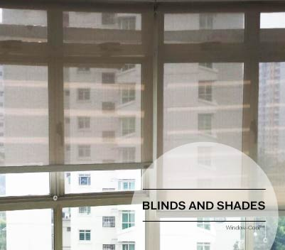 Window-Cool™ - Blinds and Shades