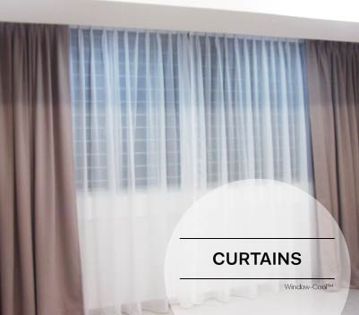 Window-Cool™ - Curtains Singapore