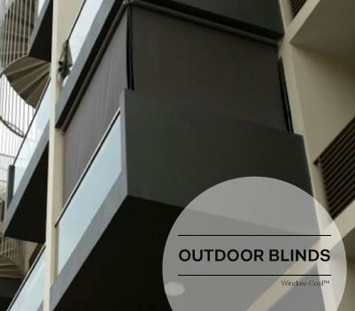 Window-Cool™ - Outdoor Blinds Singapore