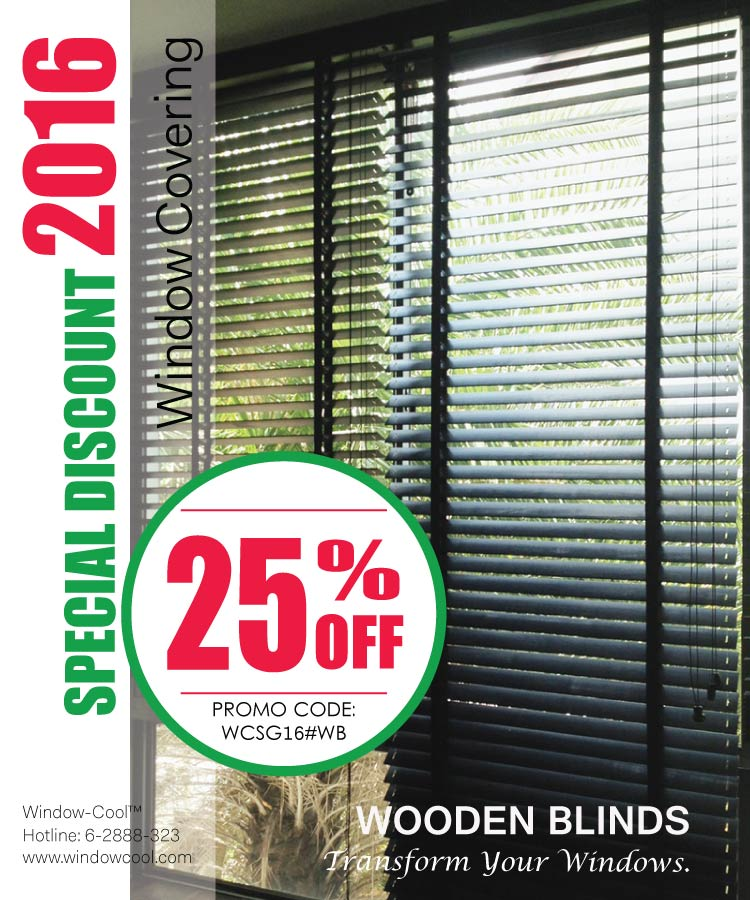 Blinds Promotion