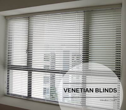 Window-Cool™ - Venetian Blinds Singapore