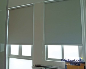 office window blinds. Commercial Roller Blinds Office Window I
