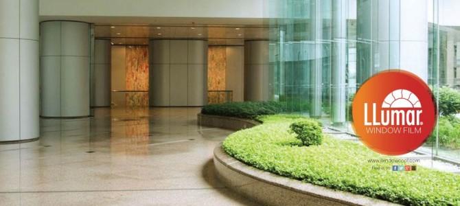 Reduce Energy Consumption / Energy Efficient Window Tint