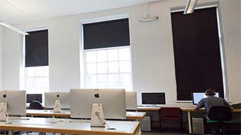 Perforated or Blackout Roller Blinds Singapore