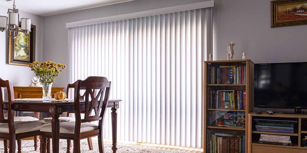 Vertical Blinds Singapore