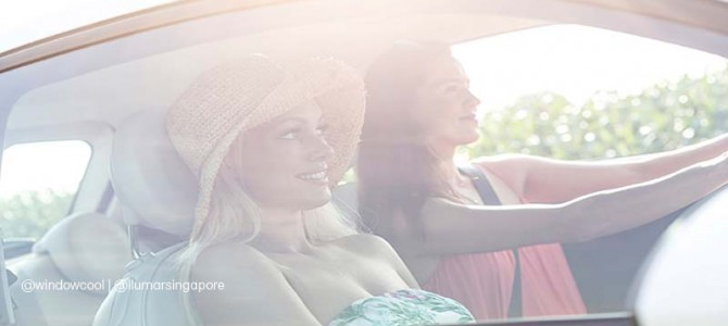 Car Solar Film : Lets You and Your Passenger Enjoy the Ride While Keeping Your Car Cool