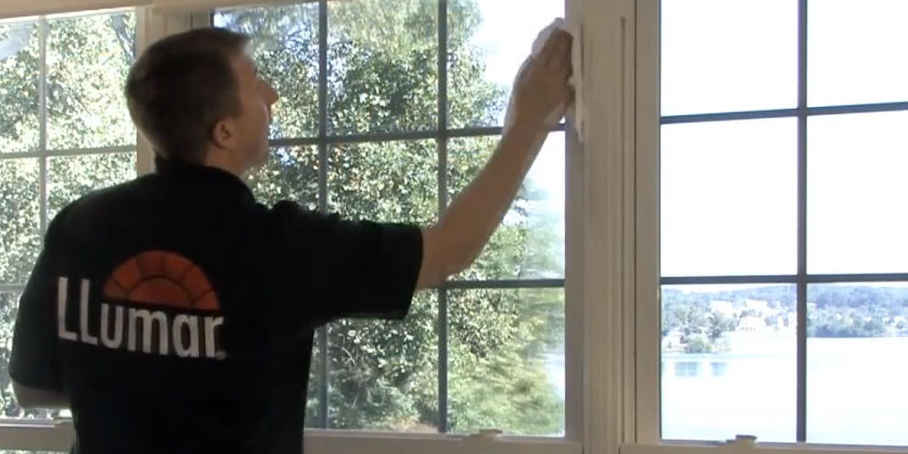 LLumar Window Film Care and Maintenance