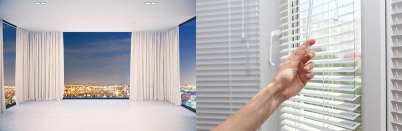 Curtains & Window Blinds Singapore