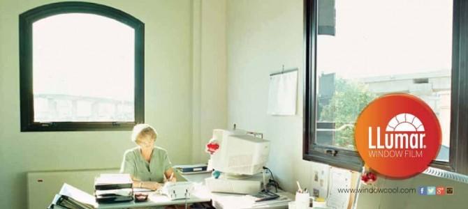 Solar Window Film for Office Windows