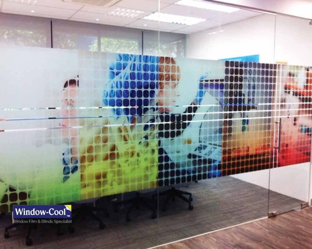 Digital Graphics Window Cool Official Distributor Of