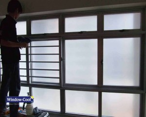 Frosted Glass Window Film Singapore | WINDOW-COOL