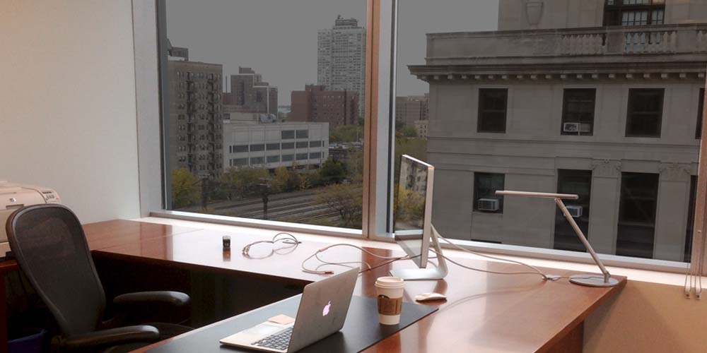 Solar Window Film for Office Windows