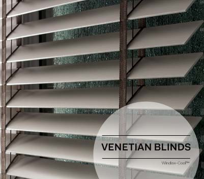 Venetian Blinds (Wooden or Timber, PVC and Aluminium) - Window Blinds Singapore