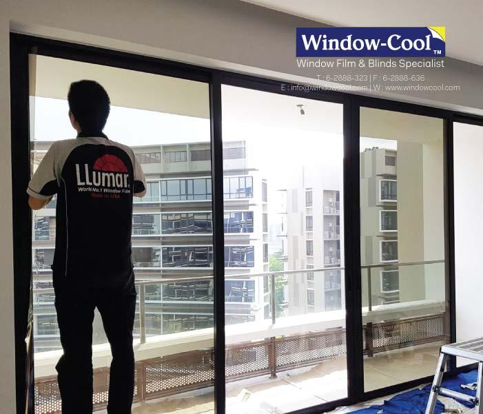 Llumar Solar Film Singapore Window Cool