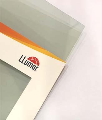 LLumar Solar Safety Film - Protection Film For Glass Break
