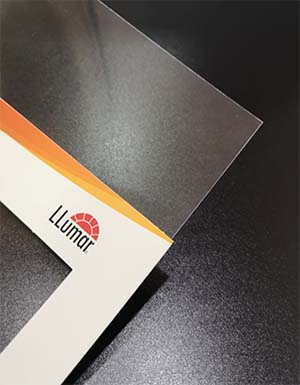 LLumar SCLSRPS4 Protection Film For Glass Break