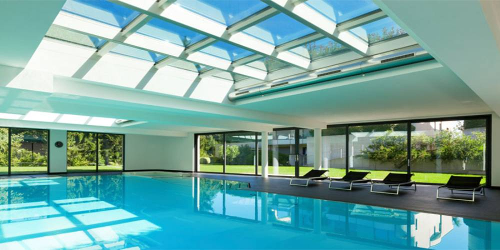 Exterior Film for Home and Building Skylight - Architectural Film