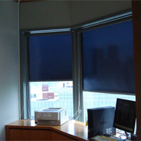 Multifilm Roller Film Blinds made in Germany