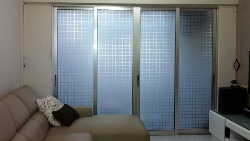 Best Window Film Singapore For Glass Privacy Windows