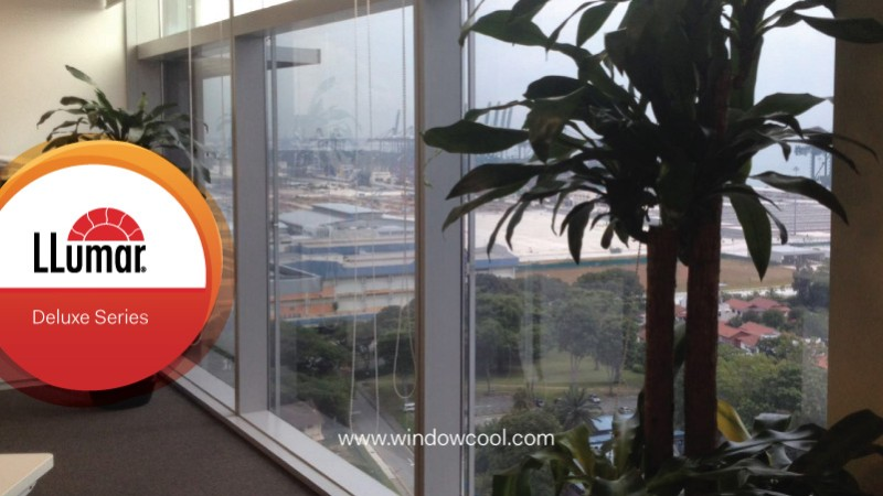 Best Solar Film Singapore Grey Color for Windows - Deluxe Sun Control Solar Film For Homes and Offices Window Film Singapore