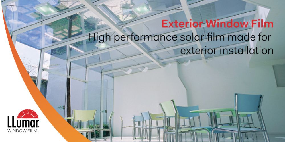 Exterior Solar Film for Glass Roof or Skylight Roof