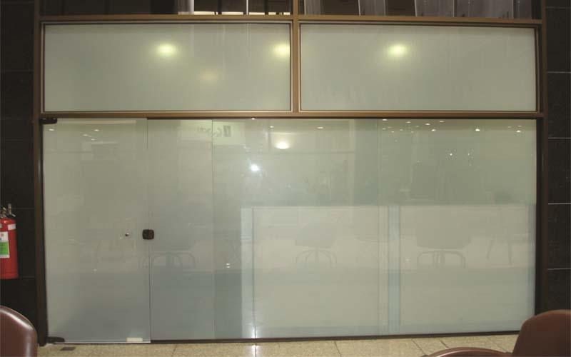 Privacy Window Film Blockout Film Opaque Matte Film - Types of Privacy Film Singapore