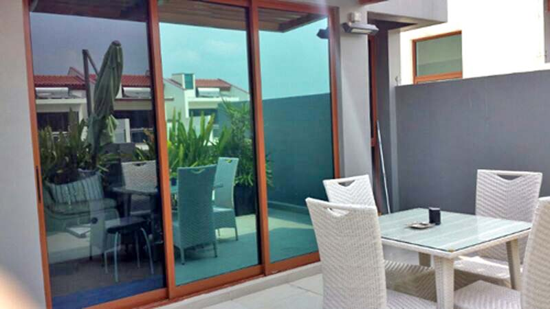 Privacy Window Film One Way Mirror Film - Types of Privacy Film Singapore