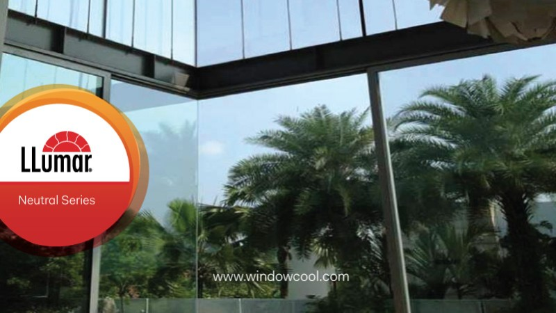 Solar Film Singapore for Home & Office Window - Neutral Sun Control Window Film Singapore