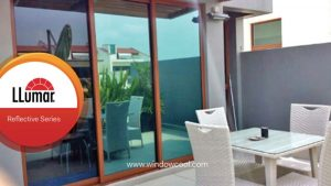 Solar Film Singapore for Home & Office Window - Reflective Sun Control Window Film Singapore