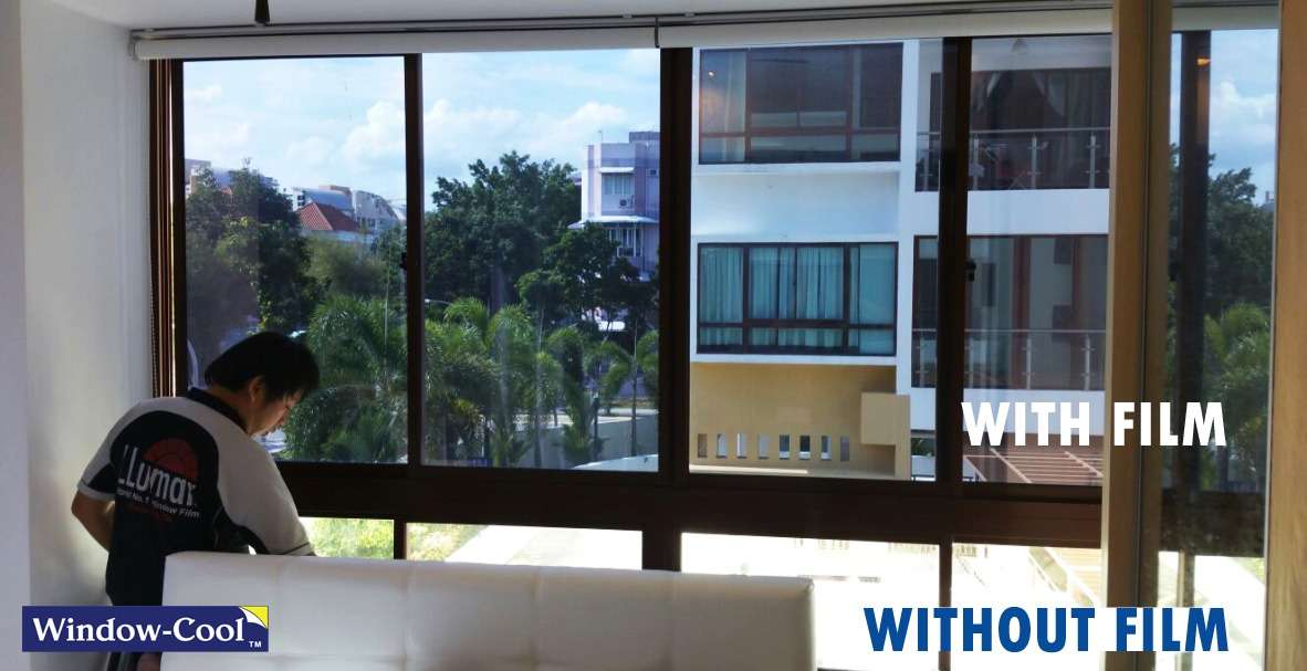 One-Way Mirror Window Film