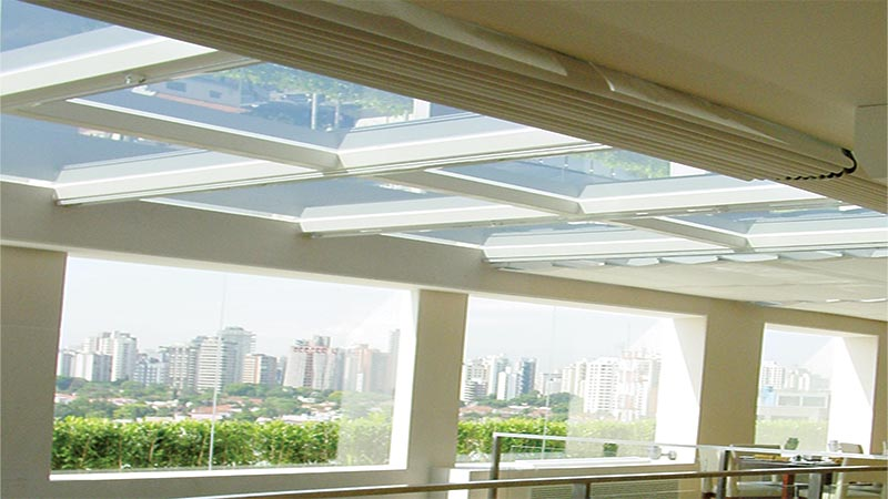 Exterior Sun Control Window Film for Skylight
