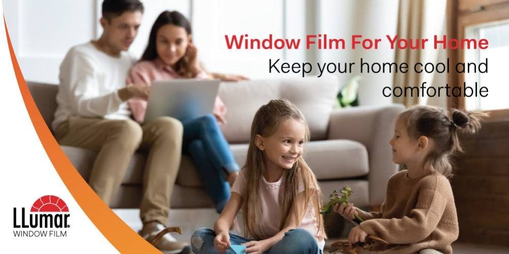 Window Film for Home - LLumar Window Film Singapore